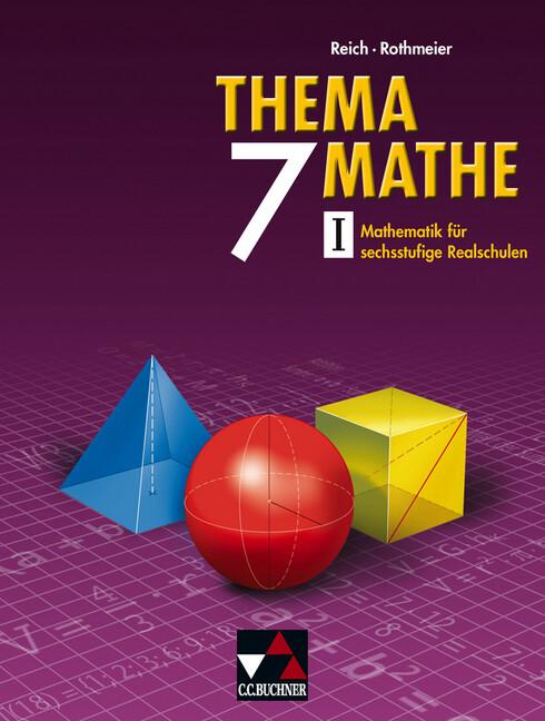 Thema Mathe 7. Neu als Buch
