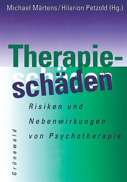 Therapieschäden als Buch