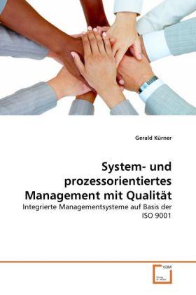 System- und prozessorientiertes Management mit ...