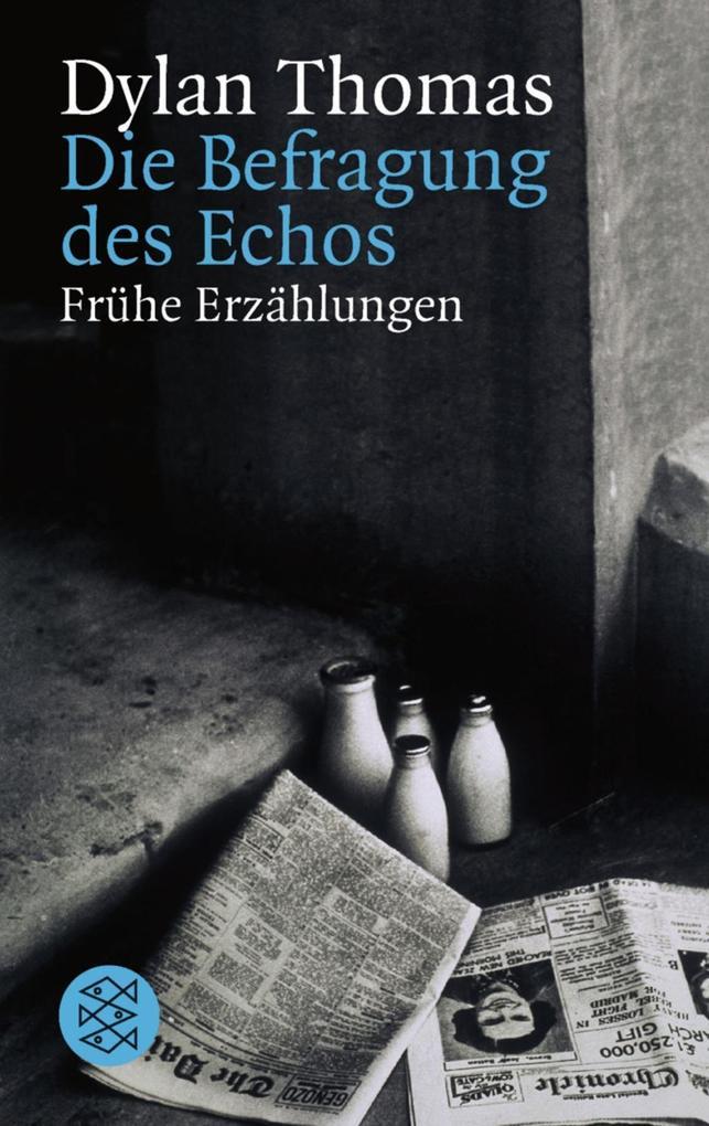 Die Befragung des Echos als Taschenbuch