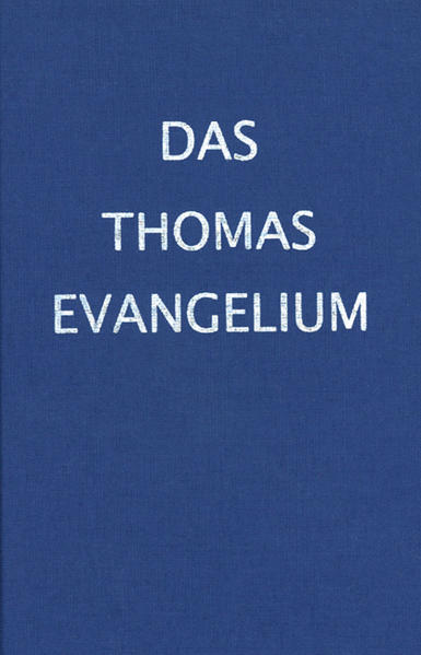 Das Thomasevangelium als Buch