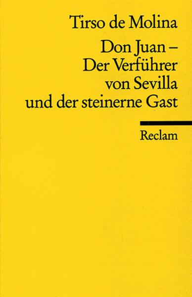 Don Juan. Der Verführer von Sevilla und der steinerne Gast als Taschenbuch