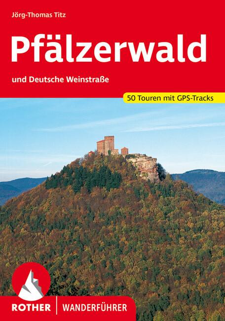Pfälzerwald als Buch