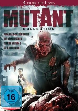 Mutant Collection (4 Filme)
