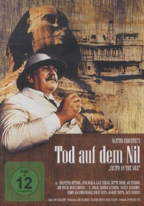 Tod auf dem Nil als DVD