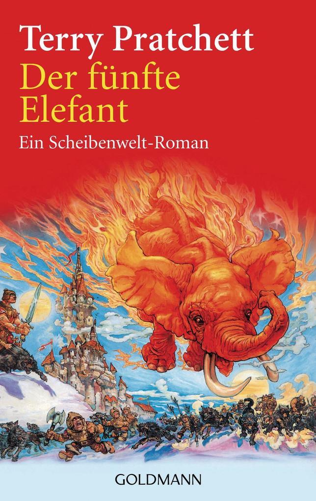 Der fünfte Elefant als eBook