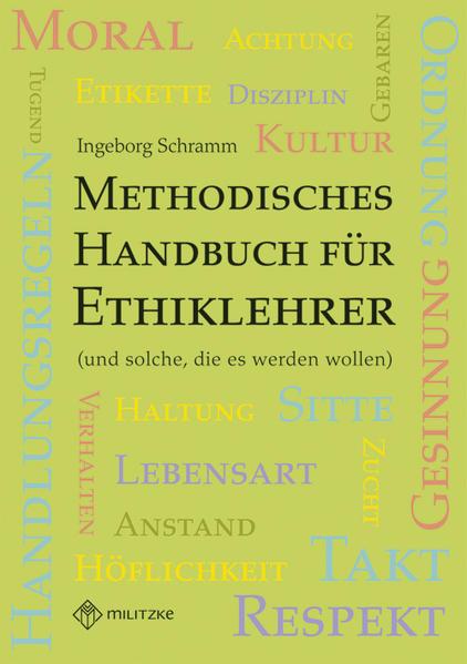 Methodisches Handbuch für Ethiklehrer als Buch ...