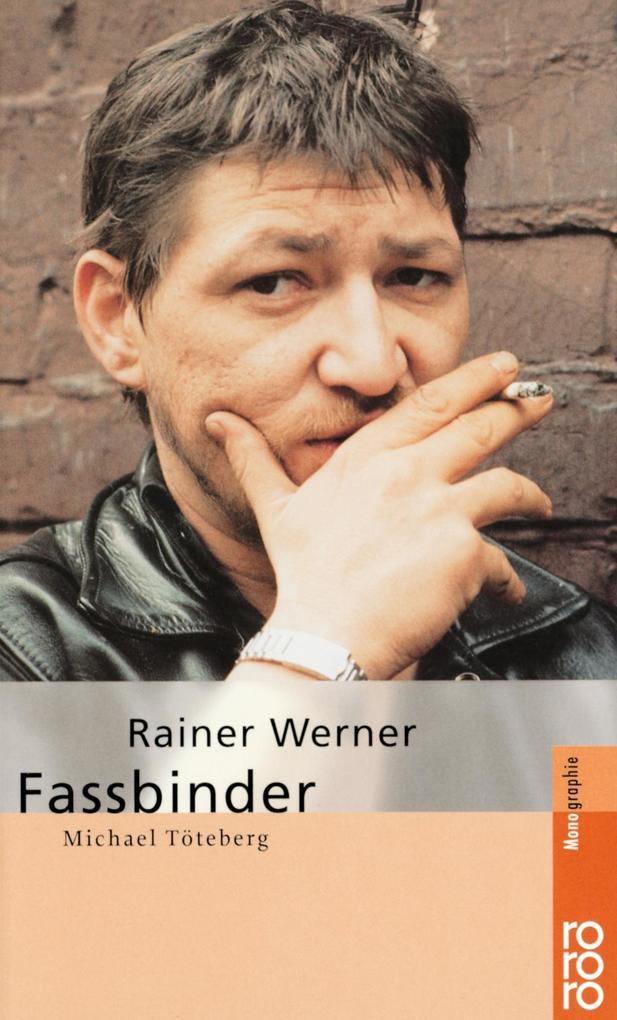 Rainer Werner Fassbinder als Taschenbuch