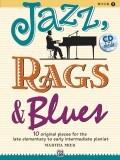 JAZZ RAGS & BLUES 1