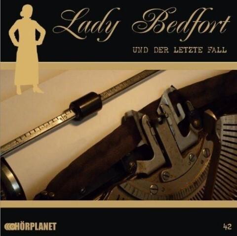 Lady Bedfort 42. Der letzte Fall als Hörbuch CD...