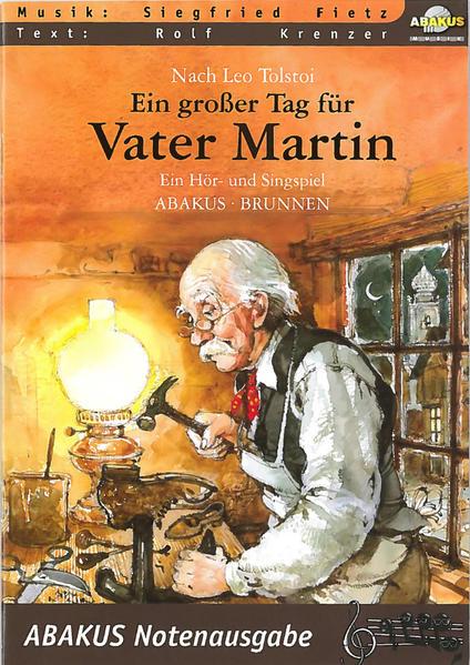 Ein großer Tag für Vater Martin als Buch