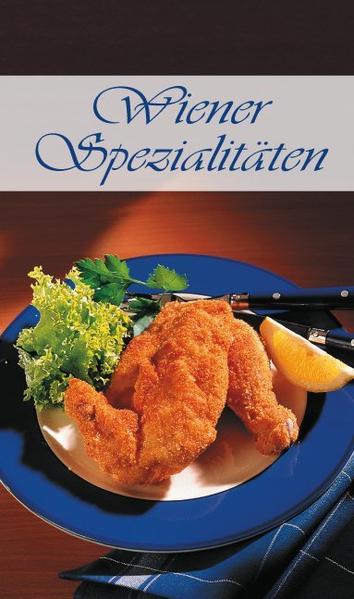 Wiener Spezialitäten als Buch