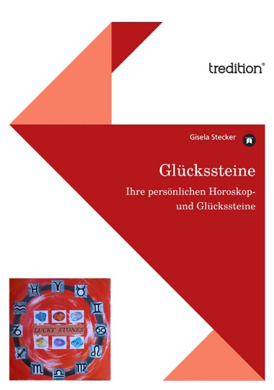 Glückssteine als eBook Download von Gisela Stecker