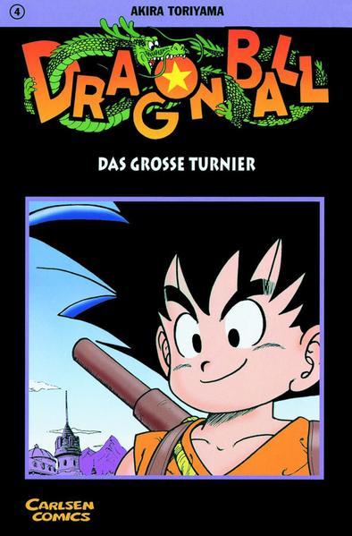 Dragon Ball 04. Das große Turnier als Buch