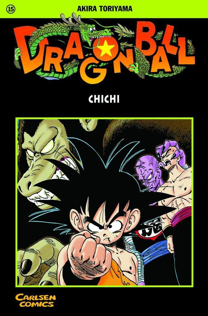 Dragon Ball 15. Chichi als Buch