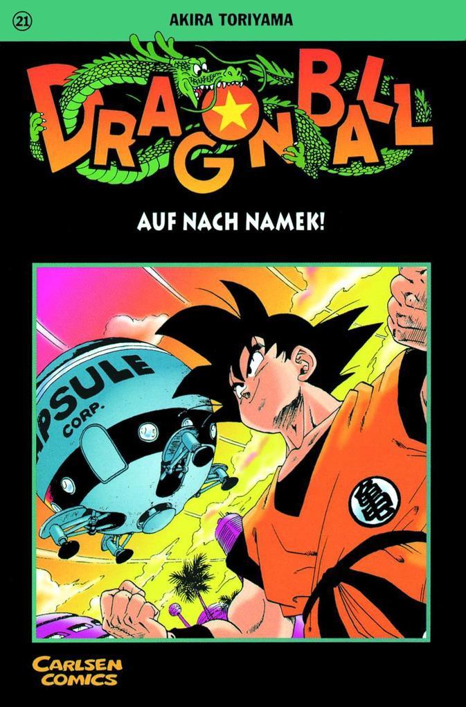 Dragon Ball 21. Auf nach Namek! als Buch (kartoniert)