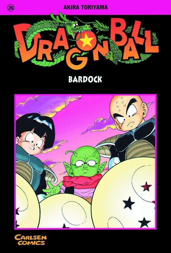 Dragon Ball 26. Bardock als Buch