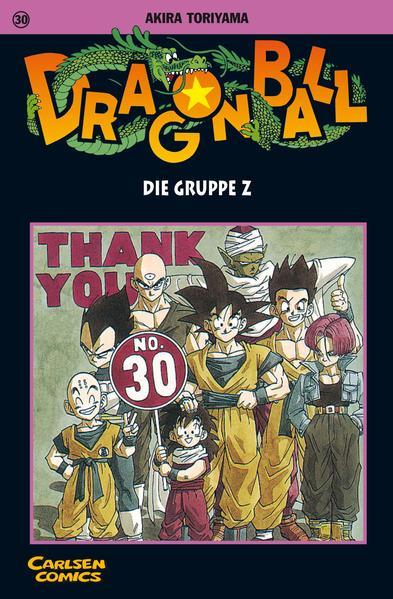 Dragon Ball 30. Die Gruppe Z als Buch (kartoniert)
