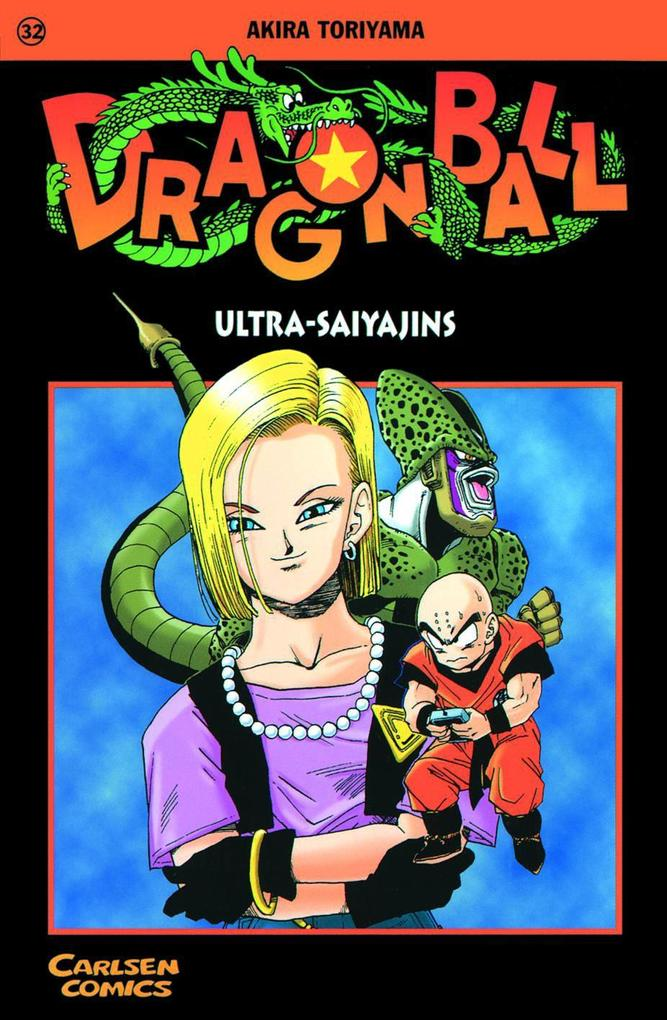 Dragon Ball 32. Kamicollo als Buch
