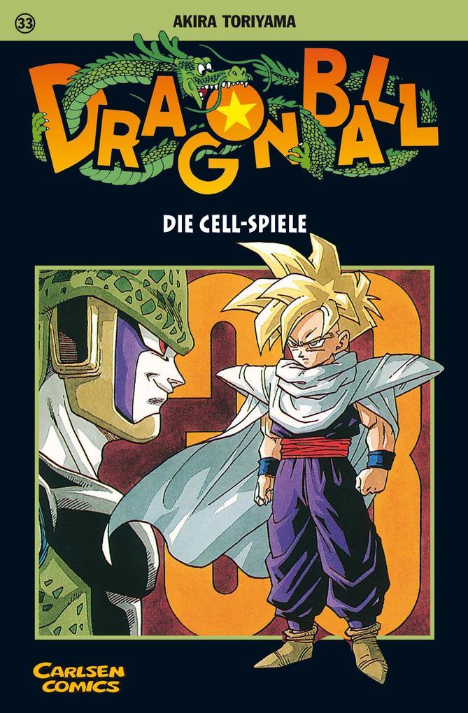 Dragon Ball 33. Die Cell-Spiele als Buch