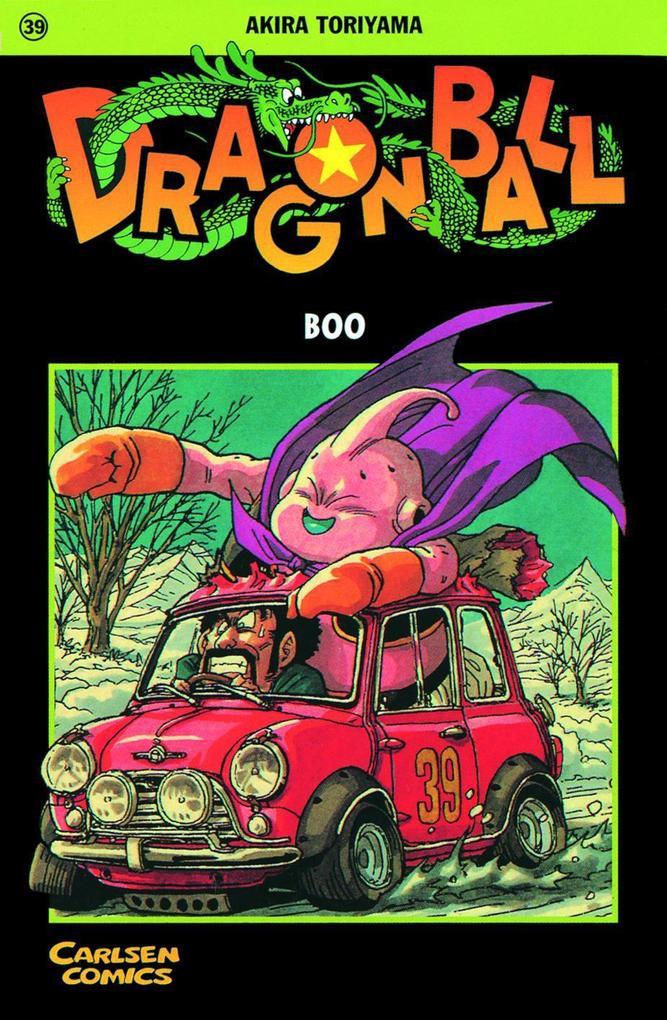Dragon Ball 39. Boo als Buch