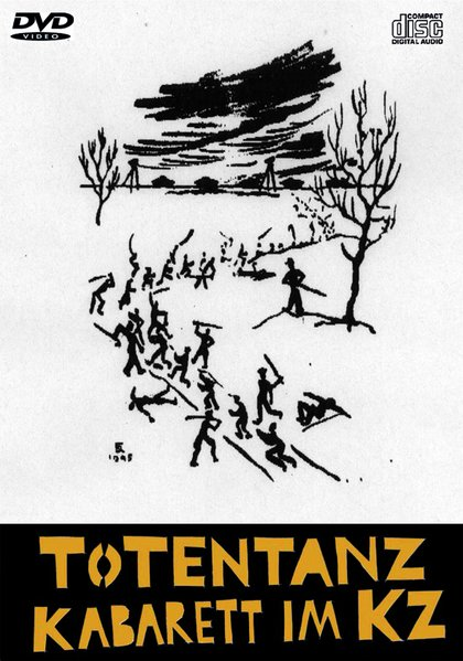 Totentanz-Kabarett im KZ. CD mit DVD-Video als Hörbuch