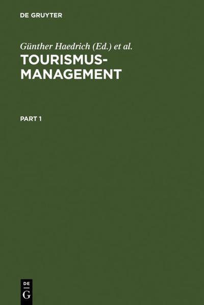 Tourismus-Management als Buch
