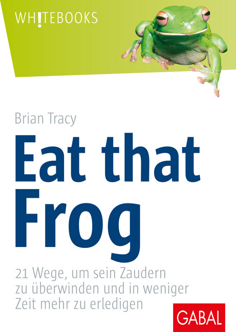 Eat that frog als Buch