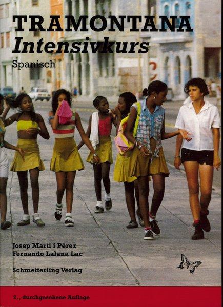 Tramontana. Intensivkurs spanisch. Lösungsheft zum Übungsbuch als Buch