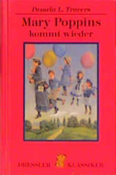 Mary Poppins kommt wieder als Buch