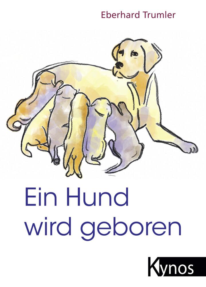 Ein Hund wird geboren als Buch