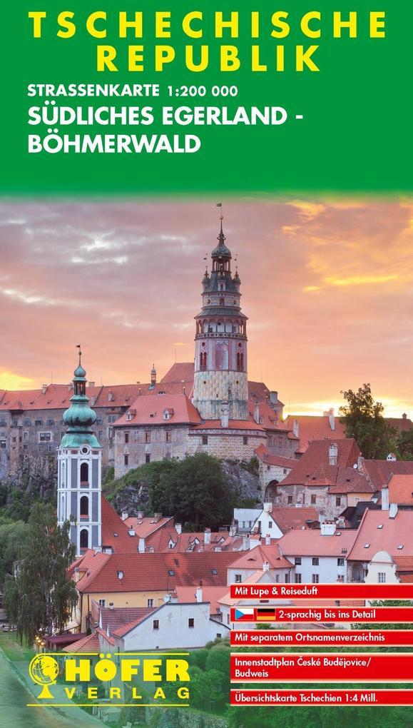 Tschechische Republik - CS 004 als Blätter und Karten