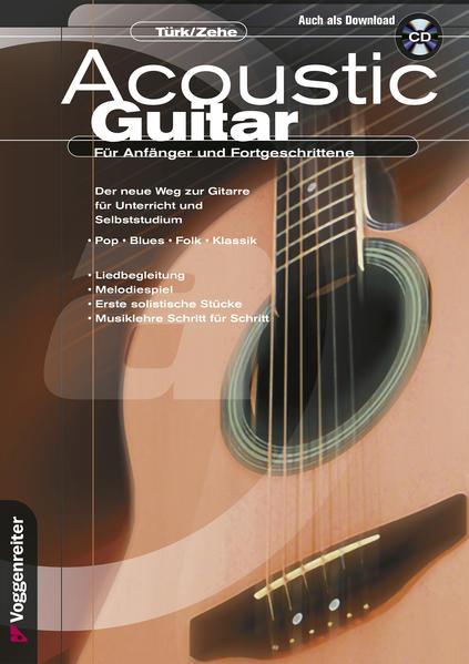 Acoustic Guitar als Buch