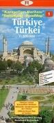 Türkei 1. 1 : 500 000. ReiseKarte