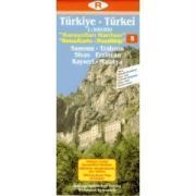 Türkei 5. 1 : 500 000. ReiseKarte als Buch