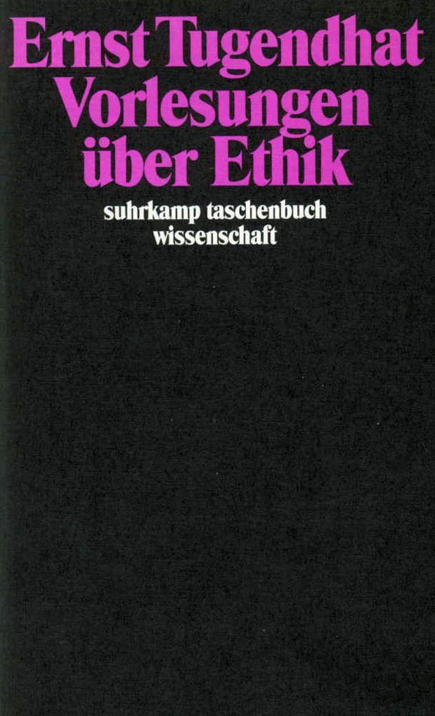 Vorlesungen über Ethik als Taschenbuch