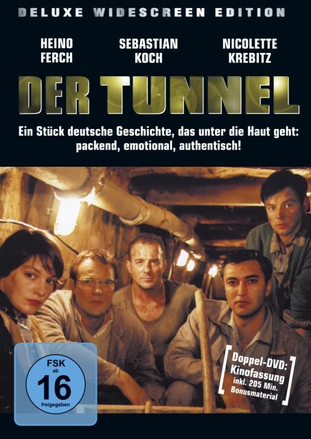 Der Tunnel. Deluxe Widescreen Edition als DVD