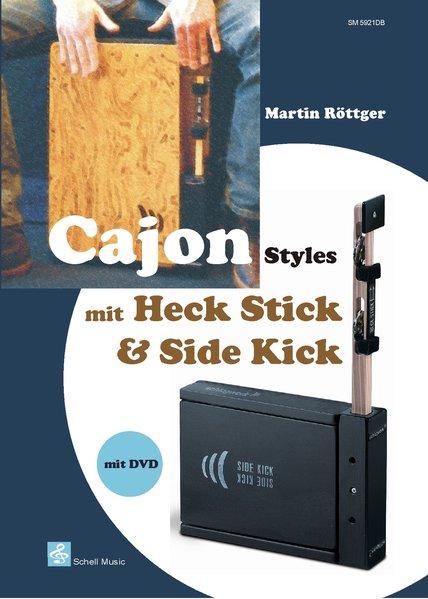 Cajon Styles mit Heck Stick & Side Kick als Buc...