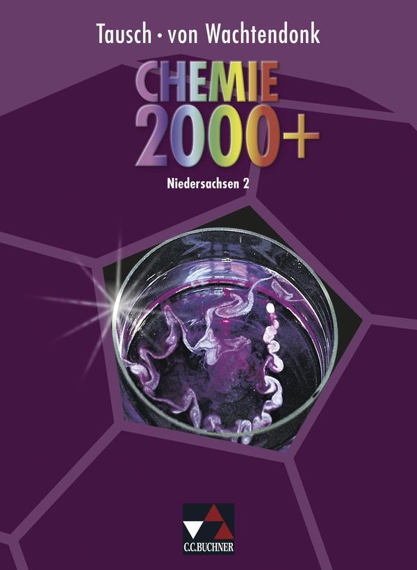 Chemie 2000+ Niedersachsen 2 als Buch
