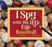 I Spy with My Little Eye Baseball: Baseball