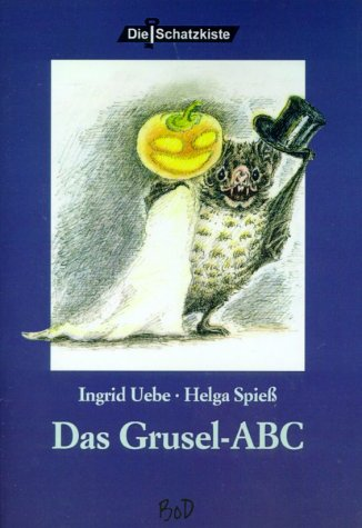 Das Grusel-ABC als Buch