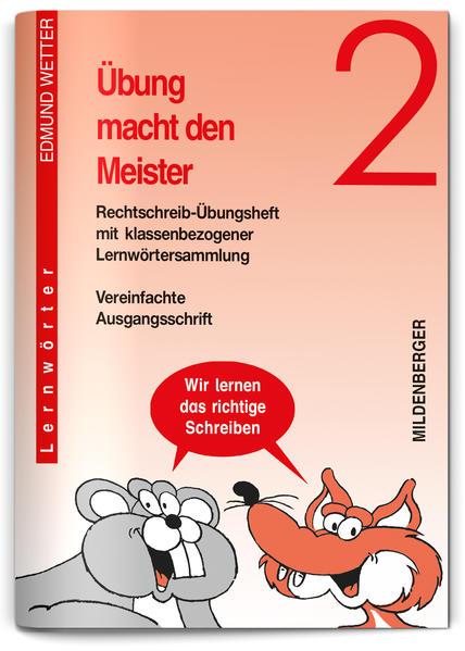Übung macht den Meister 2 als Buch