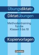 Übungsdiktate, Diktatübungen. Kopiervorlagen. Neue Rechtschreibung