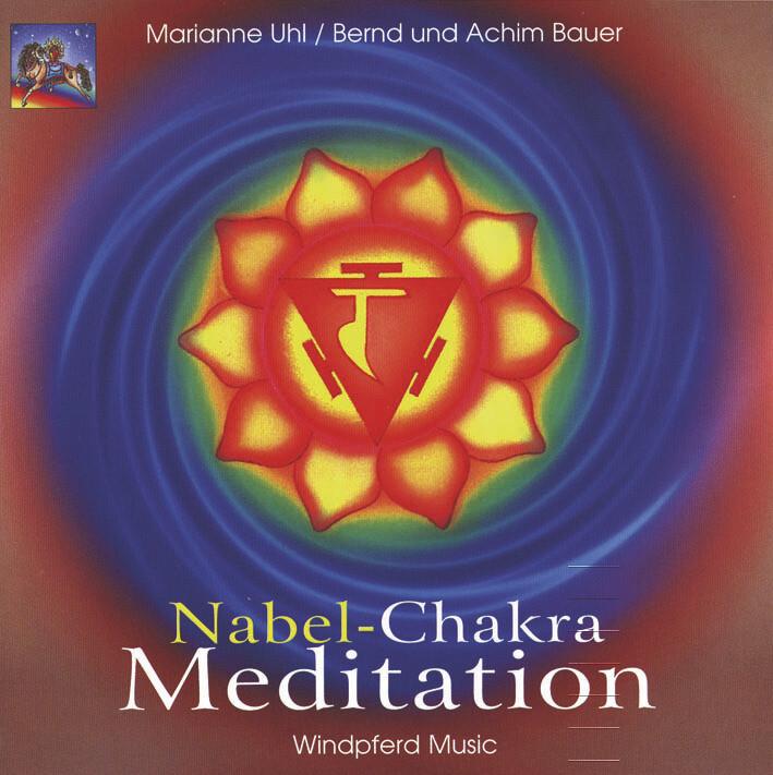 Nabel-Chakra Meditation. CD als Hörbuch