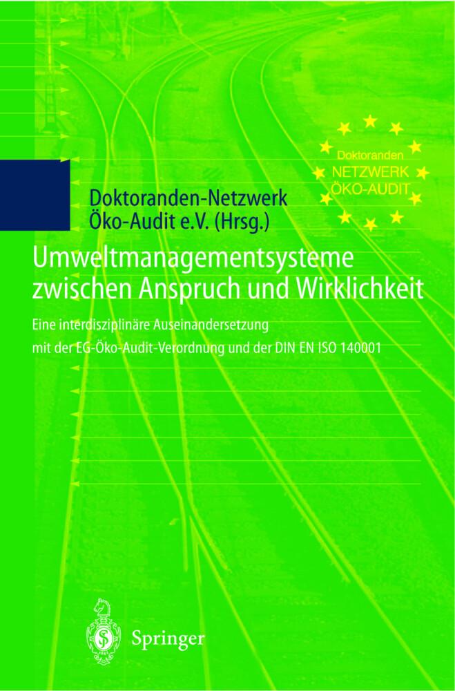 Umweltmanagementsysteme zwischen Anspruch und Wirklichkeit als Buch