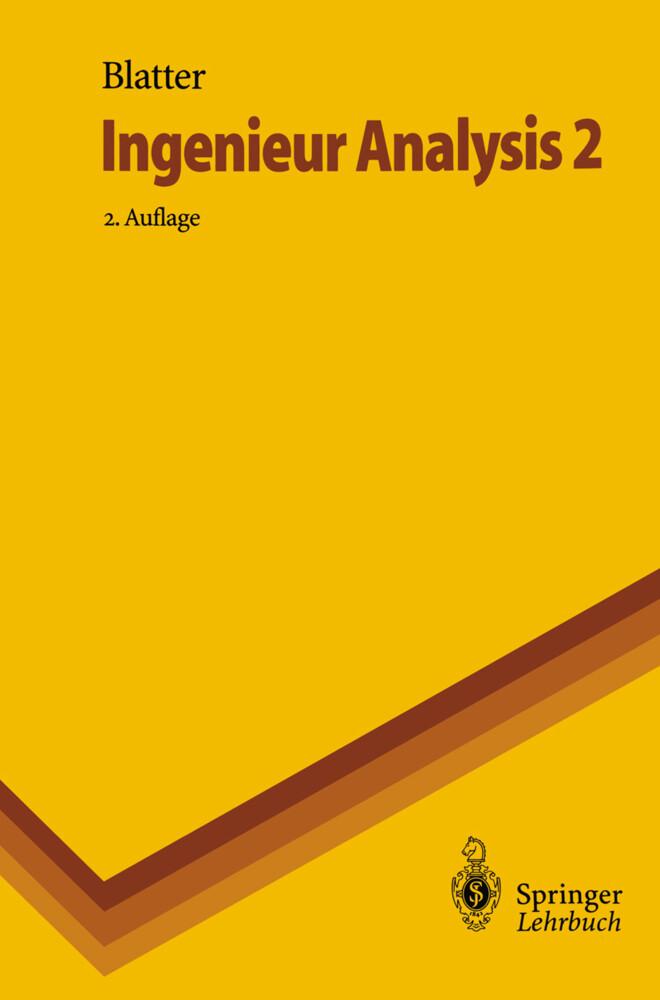 Ingenieur Analysis 2 als Buch von Christian Bla...