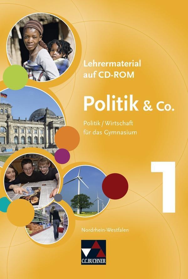 Politik & Co. NRW Lehrermaterial 1 - Software