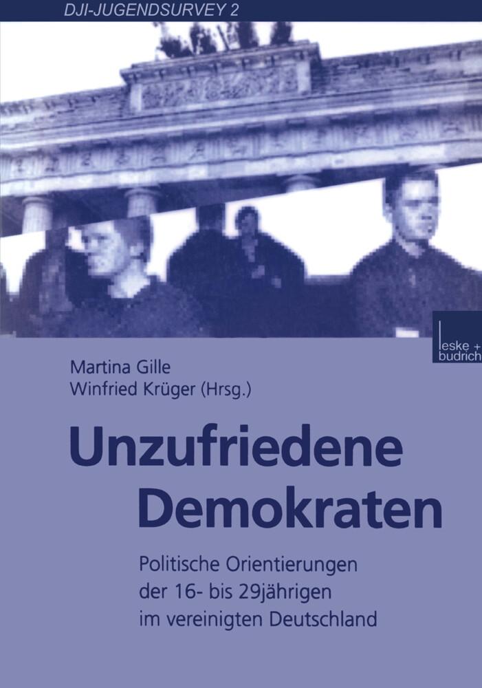 Unzufriedene Demokraten als Buch