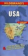 USA, Kanada Süd, Mexiko Nord 1 : 3 500 000