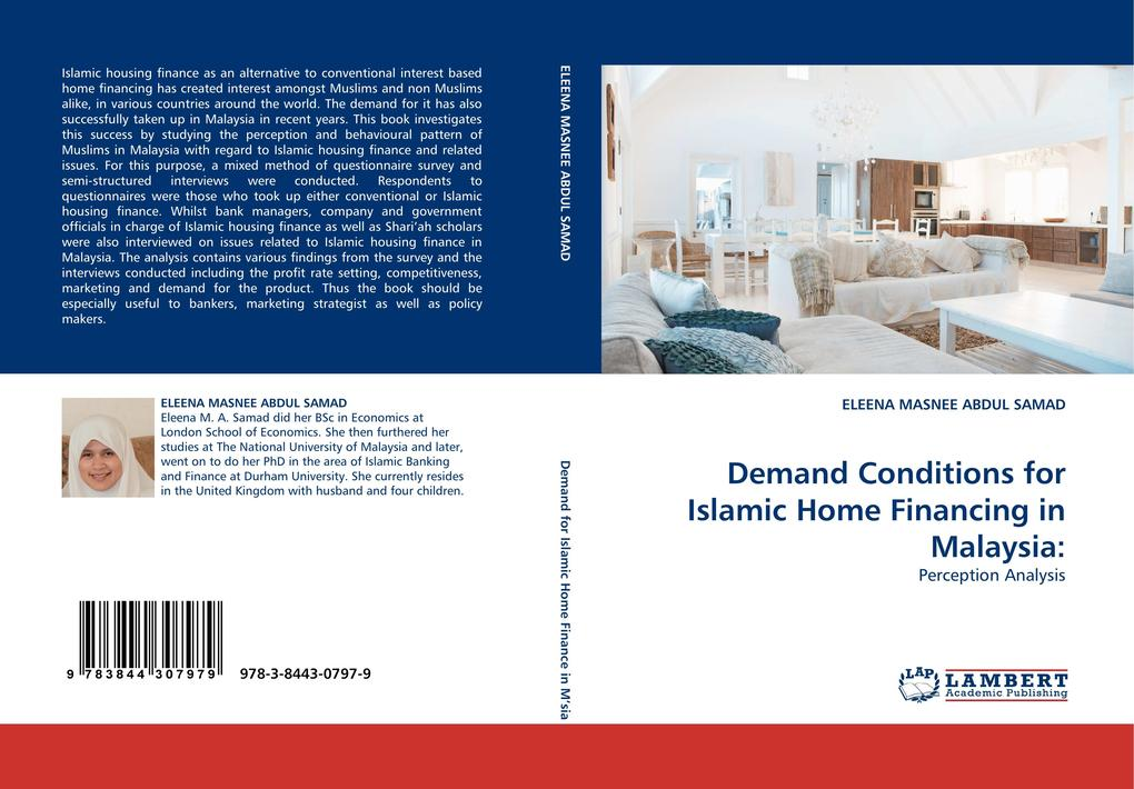 Demand Conditions for Islamic Home Financing in...
